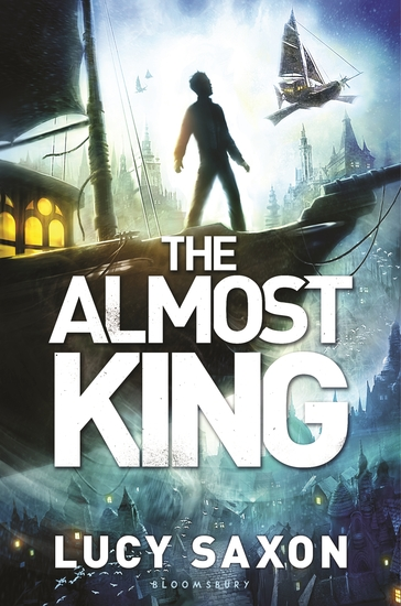 The Almost King - cover