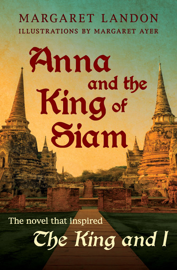 Anna and the King of Siam - cover