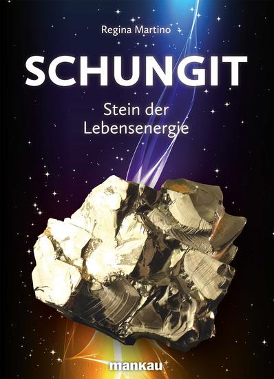 Schungit - Stein der Lebensenergie - cover