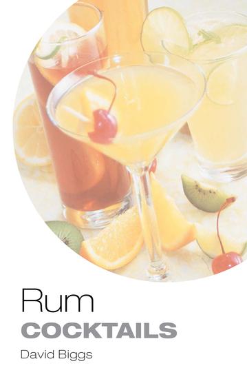 Rum Cocktails - cover