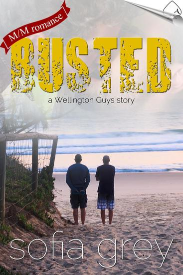 Busted - Wellington Guys #1 - cover