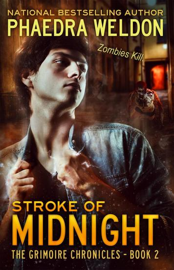 Stroke Of Midnight - The Grimoire Chronicles #2 - cover