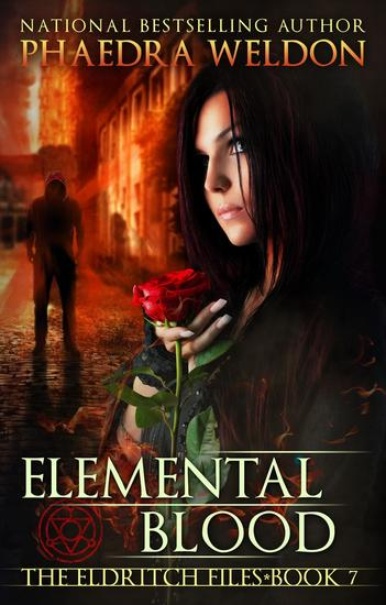 Elemental Blood - The Eldritch Files #7 - cover