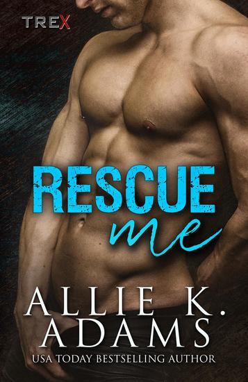 Rescue Me - TREX #1 - cover