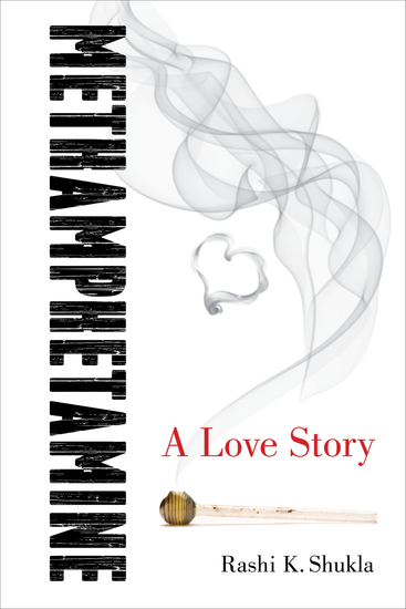 Methamphetamine - A Love Story - cover