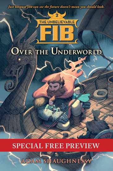 The Unbelievable FIB 2 - Over the Underworld - Special Preview - cover
