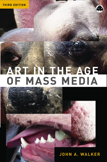Art in the Age of Mass Media - cover