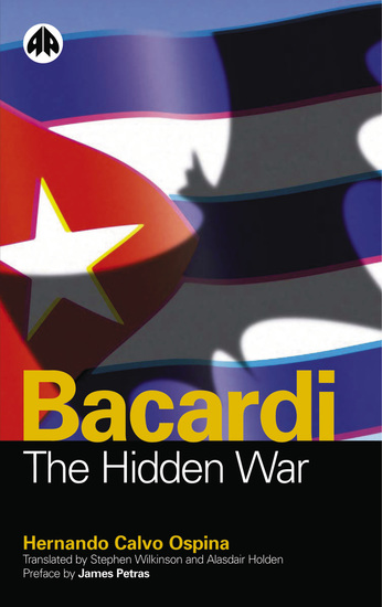 Bacardi - The Hidden War - cover