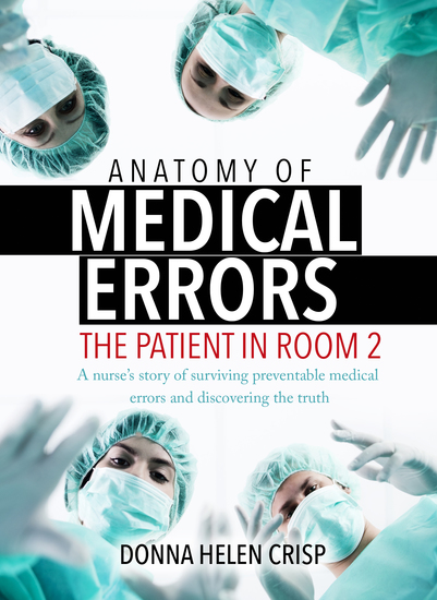 Anatomy of Medical Errors: The Patient in Room 2 - cover