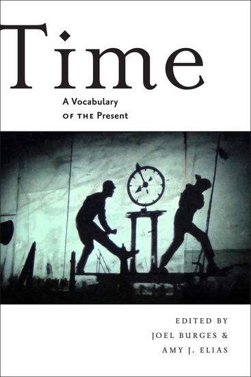 Time - A Vocabulary of the Present - cover