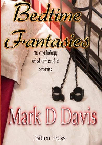 Bedtime Fantasies an anthology of short erotic stories - cover