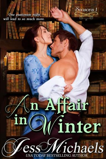 An Affair in Winter - Seasons #1 - cover