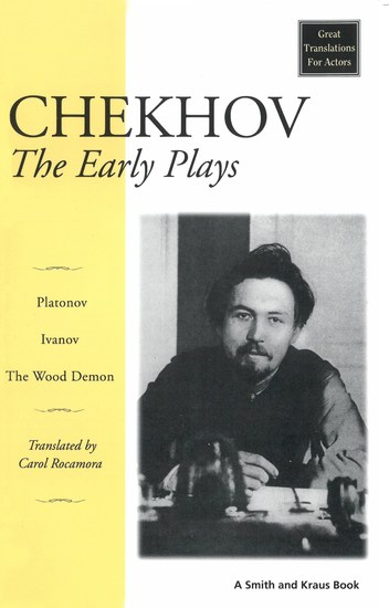 Chekhov's Early Plays - cover