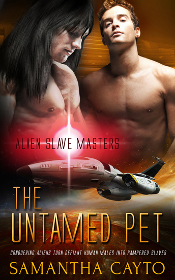 The Untamed Pet - cover