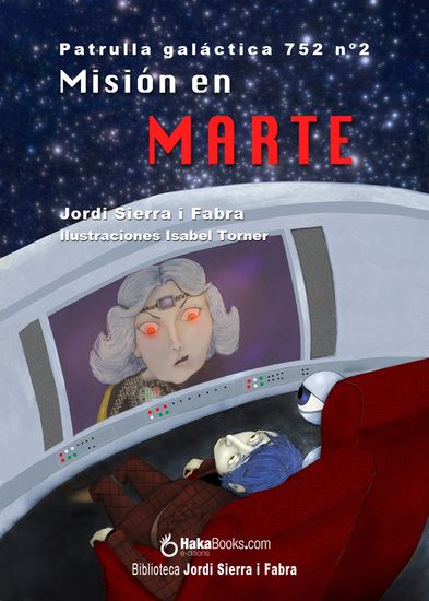 Misión en Marte - cover