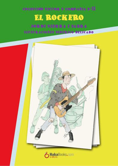 El Rockero - cover