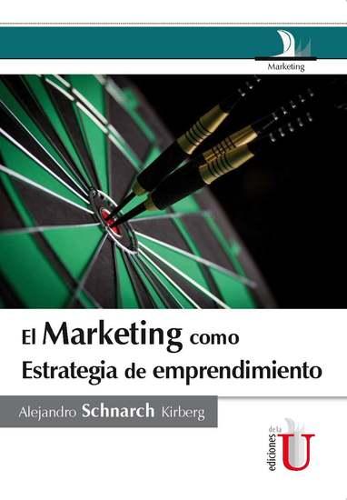El marketing como estrategia de emprendimento - cover