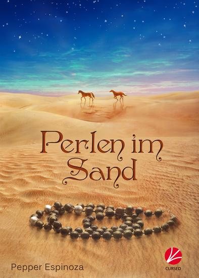 Perlen im Sand - cover