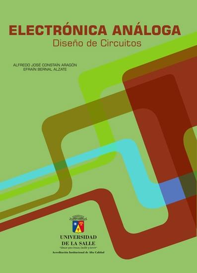 Electrónica Análoga - Diseño de circuitos - cover