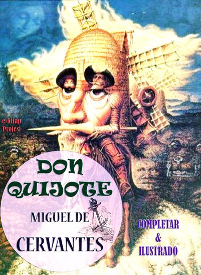 Don Quijote - [Completar & Ilustrado] - cover