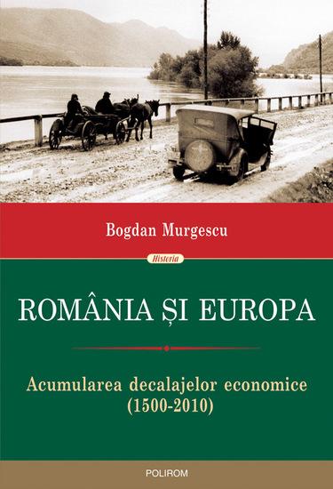Romania si Europa - cover