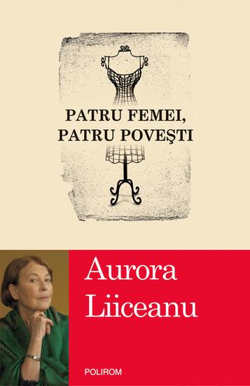 Patru femei patru povesti - cover