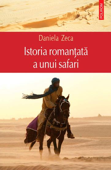 Istoria romantata a unui safari - cover