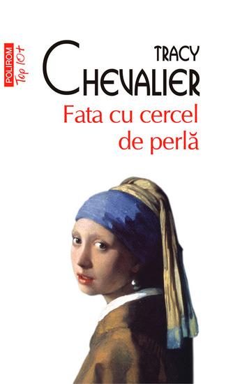 Fata cu cercel de perlă - cover