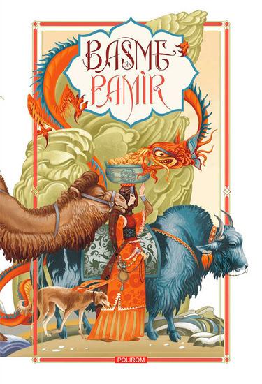 Basme din Pamir - cover