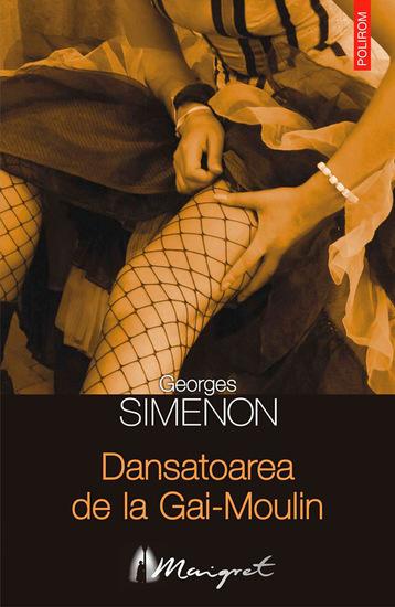 Dansatoarea de la Gai-Moulin - cover