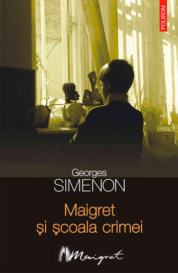 Maigret și școala crimei - cover