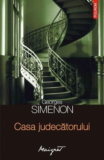 Casa judecătorului - cover