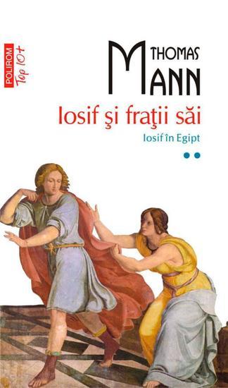 Iosif și frații săi Vol II: Iosif în Egipt - cover