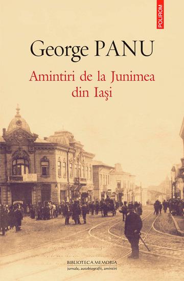 Amintiri de la Junimea din Iași - cover