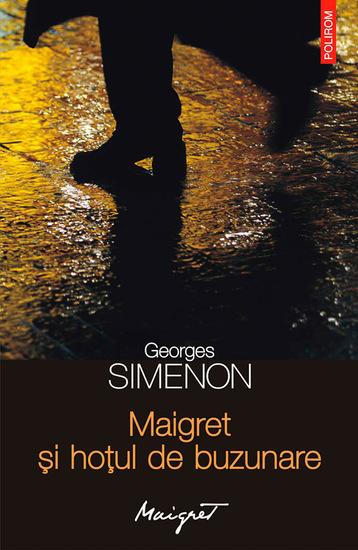 Maigret și hoțul de buzunare - cover