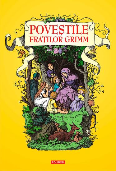 Poveștile Fraților Grimm - cover