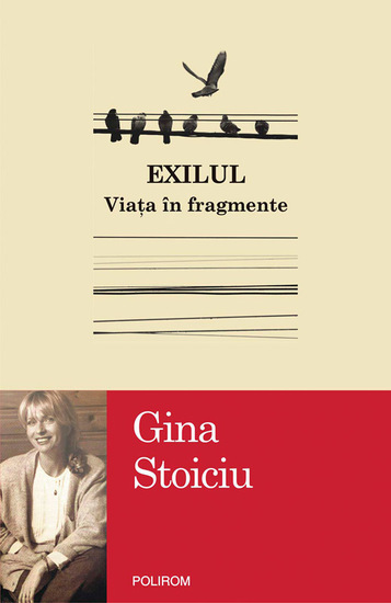 Exilul: viața în fragmente - cover