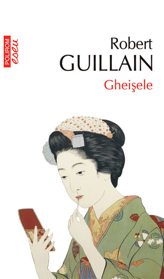 Gheișele - cover