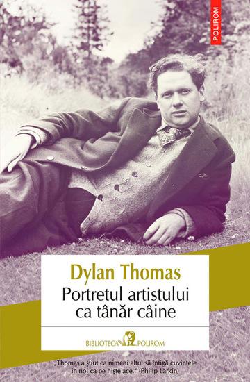 Portretul artistului ca tânăr câine - cover