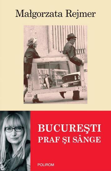 București: praf și sânge - cover