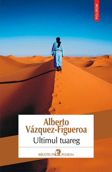 Ultimul tuareg - cover
