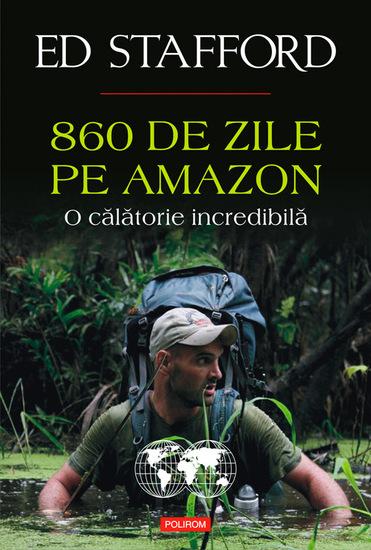 860 de zile pe Amazon O călătorie incredibilă - cover