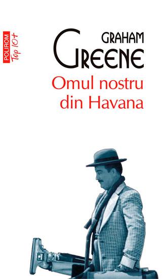 Omul nostru din Havana - cover