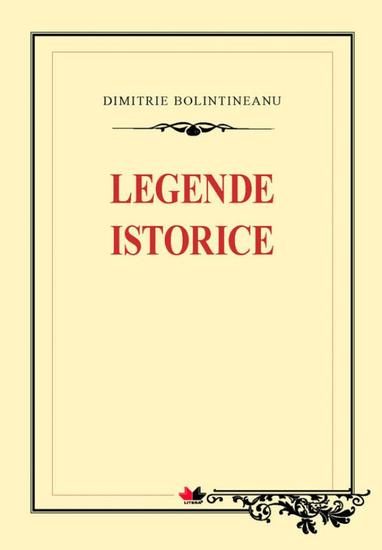 Legende istorice - cover