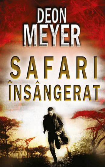 Safari însângerat - cover