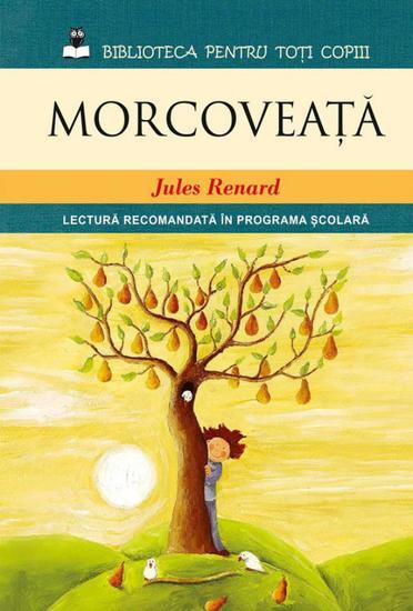Morcoveață - cover