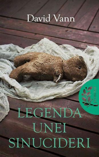 Legenda unei sinucideri - cover
