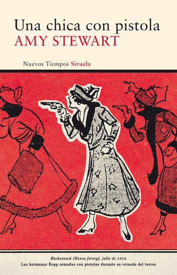 Una chica con pistola - cover