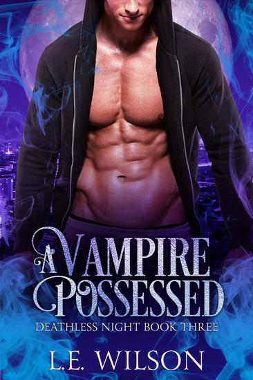 Blood Obsession - Deathless Night Series #3 - cover