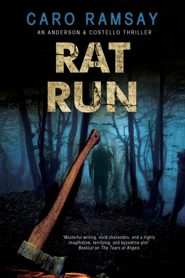 Rat Run - An Scottish police procedural - cover